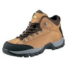 NEW DIAMONDBACK NUBUCK SOFT LEATHER HIKER STYLE TAN 10 M WORK CASUAL BOOT SALE