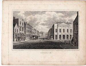 1830 Etching of Newport IW