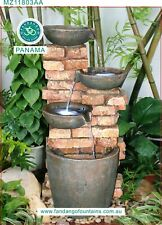 PANAMA FOUNTAIN AMAZING WATER DROP OUTDOOR FOUNTAIN NEW FAST DELIVERY