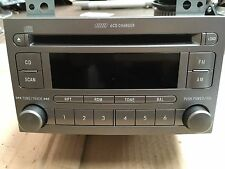 SUBARU FORESTER GEN 2 SERIES 2  06-08 RADIO/CD PLAYER 6 CD CHANGER GENUIN