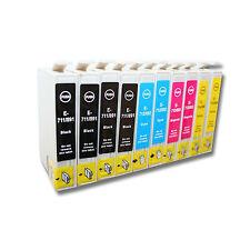 KIT 10 CARTUCCE COMPATIBILI EPSON SX100 SX105 SX110 SX115sx218...OFFERTA SHOP