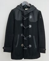 Men Diesel Duffle Coat Casual Business Formal Wool Blend S ZLA816