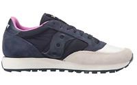 Saucony Women's Jazz Original Sneaker, Cream/Navy