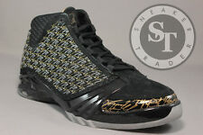 AIR JORDAN XX3 23 TROPHY ROOM 853336-023 HEIR IN HAND BLACK GOLD GREY SIZE: 11
