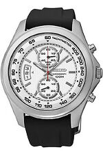SEIKO SNN259P1,Men's WATCH,CHRONOGRAPH,STAINLESS STEEL CASE,100m WR,SNN259P1