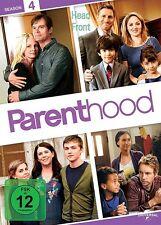 PARENTHOOD - SEASON 4   DVD NEU  LAURA GRAHAM/PETER KRAUSE/+