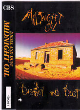 MIDNIGHT OIL  Diesel and Dust - 1987 11 Track Cassette