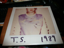 record LP sealed Taylor Swift > T.S. 1989 on Big machine records Clean