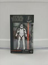 Star Wars Black Series #14 Clone Trooper Original Release NEW