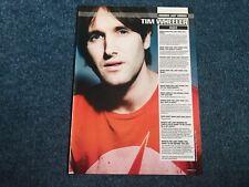 Tim Wheeler Article - Kerrang! Ash