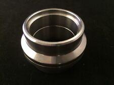 "2"" Stainless steel V-band flanges- Billet flange pair with spigot for 2"" tube"