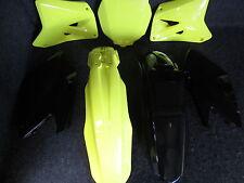 Suzuki RM125 RM250 2001-2012 New  X-Fun complete full plastic kit PK2001
