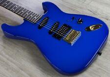 Charvel Jake E Lee USA Signature Model Electric Guitar Rosewood Board Blue Burst