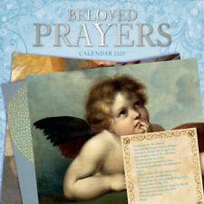 Beloved Prayers - 2020 Premium Square Wall Calendar 16 Months New Year Christmas