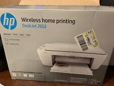HP DeskJet 2652 All-in-One  Printer, scanner, Fax, Copy - Wireless - LN™