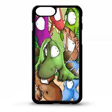 Stegosaurus cartoon funny graphic dinosaur pattern art phone case cover