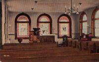 Postcard Chapel Lutheran Orphans' Home Topton PA