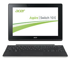 Acer Aspire Switch 10E weiß - Atom 1.3GHz/1GB/32GB SSD/Win10 - neuw. Demogerät