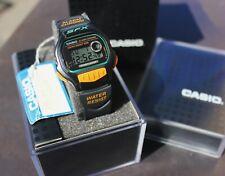 NOS Rare vintage Casio SFX-10 mens alarm chronograph digital watch quartz LCD