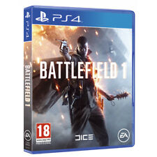 VIDEOGIOCO BATTLEFIELD 1 PS4 GIOCO SHOOTER VIDEOGAME PLAY STATION 4 ITALIANO