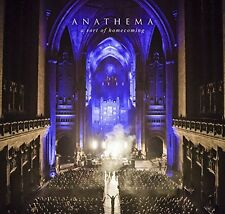 ANATHEMA A SORT OF HOMECOMING TRIPLO VINILE LP 180 GRAMMI NUOVO SIGILLATO !!