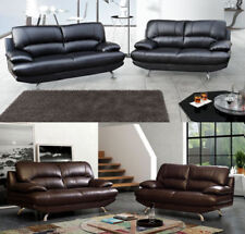 Italian Leather Sofas, Armchairs & Suites for sale | eBay