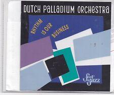 Dutch Palladiium Orchestra-Rhythm Is Our Business cd album