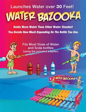 Can You Imagine Water Bazooka Water Gun Blaster Assorted (Choices may vary)