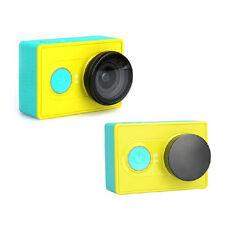 UV Filter + Lens Cap Protector Cover For  Xiaomi Yi Xiaoyi 1 Action Sport Camera