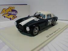 Spark 43TF53 - Lancia D20 No. 76 Winner Targa Florio 1953 U. Mglioli 1:43