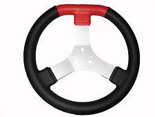 NEW Racing Go Kart Cart Drift Trike Barstool Racer Steering Wheel Part