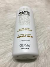 ​Keratin Complex Natural Keratin Smoothing Treatment Blonde Hair 33.8 oz BB31
