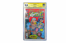Cable #150 LENTICULAR CGC SS 9.8 - SIGNED BY ROB LIEFELD & TODD MCFARLANE