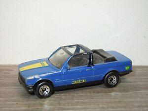BMW 323i Cabrio - Matchbox 1:58 Macau *33910