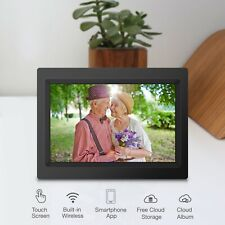 Sungale 10-inch Cloud Frame,Touch Screen,Easy Setup 20GB Cloud Storage CPF1051+