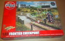 AIRFIX FRONTIER CHECKPOINT 1:32 SCALE MODEL KIT WW2 WESTERN FRONT BRIDGE TOWER