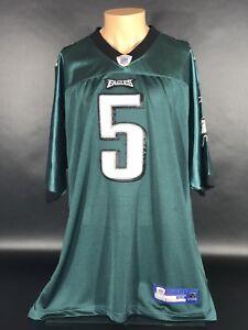 NWT Reebok OnField NFL Philadelphia Eagles Donovan McNabb Jersey. Size 52