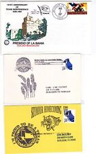 "#2968 Seymour TEXAS  ""Presidio of La Bahia"" 1997 + 4 Postal Cards !!"