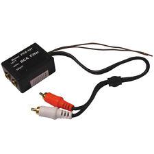 Ruido filtro supresor de Audio RCA PC8-101 interferencia del motor para amplificadores del coche