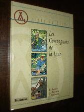 Bande dessinée Signe de Piste - Les Compagnons de la Loue - Ed. Lombard 1990