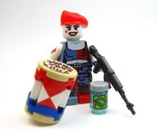 CUSTOM LEGO - Military Harley Quinn
