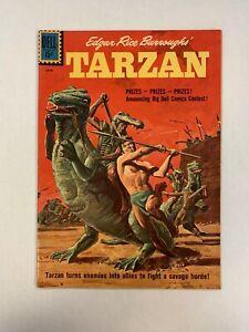 Tarzan Of The Apes #124 May 1961 Edgar Rice Burroughs