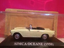 SUPERBE SIMCA OCEANE 1958 NEUF BOITE SOUS BLISTER 1/43 M6