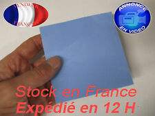 band pad thermal/ thermal pad 10 cm x10 cm x1 mm d'thick /thick
