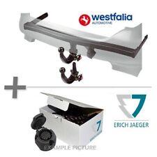 WESTFALIA Anhängerkupplung A40V + ERICH JAEGER Elektrosatz 13 P für VW CADDY 3