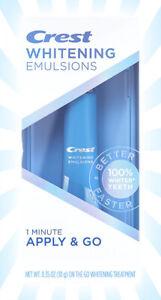 Crest Whitening Emulsions Leave-On Teeth Whitening Treatment 0.35 OZ