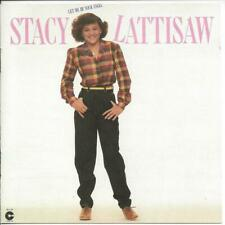 SOUL Stacy Lattisaw Let me be your angel CD 1980 jump to the beat RARE!