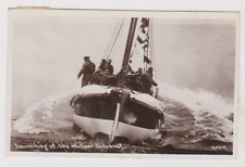 Walmer - Launching The Lifeboat - Kent - Postcard - Rp By Bell'S # 140514