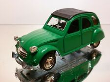 POLISTIL S219 CITROEN 2CV - GREEN 1:25 - VERY GOOD CONDITION