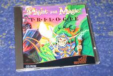 Might and Magic 3,4,5 Trilogie PC Erstausgabe deutsch